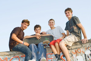 Teen Boys Free